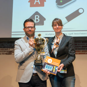 Winnaar van de Nationale Folder Quiz 2016